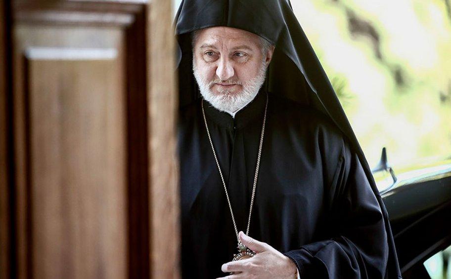 Αρχιεπίσκοπος Ελπιδοφόρος: «Λυπάμαι ειλικρινά για την οδύνη που άθελά μου προκάλεσα»
