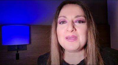 H Σοφία Μουτίδου απαντά στις αντιδράσεις - Bίντεο