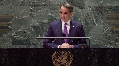Κ. Μητσοτάκης: Αποφασισμένοι να αντιμετωπίσουμε την κλιματική αλλαγή με τη χρήση καθαρής ενέργειας