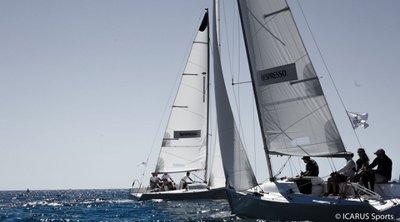 7ο Hellenic Match Racing Tour: Μάντης-Καγιαλής και Τσουλφάς κοντά στην πρόκριση στον μεγάλο τελικό