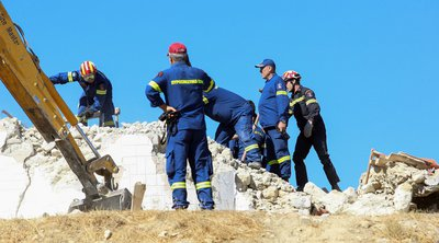 Σεισμός στην Κρήτη: Σε κατάσταση έκτακτης ανάγκης το Αρκαλοχώρι - Στήνονται σκηνές για 2.500 ανθρώπους