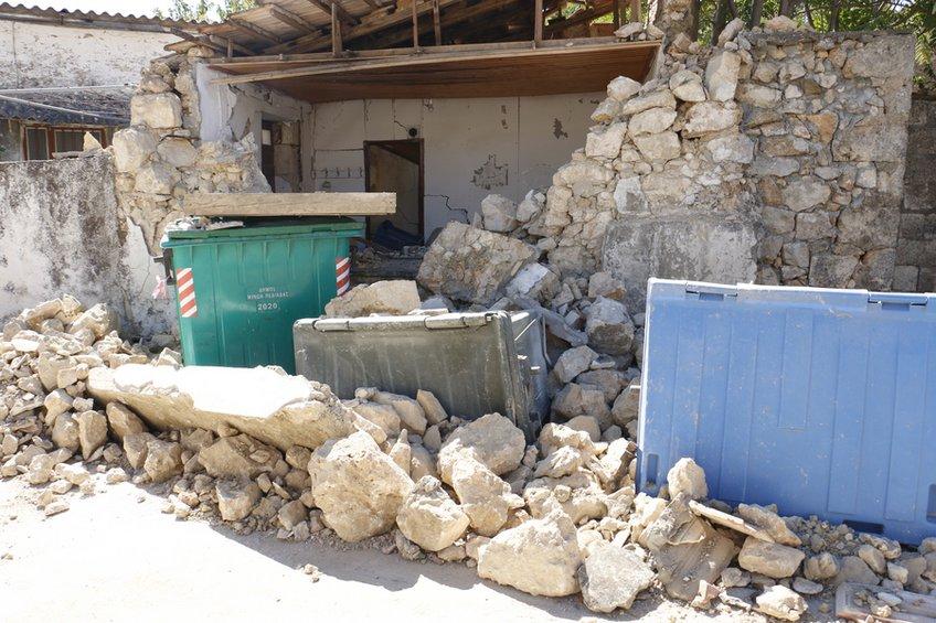 Σεισμός στο Ηράκλειο: Οι εκτιμήσεις των σεισμολόγων