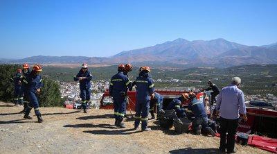 Σεισμός στο Ηράκλειο: Τα νεότερα στοιχεία για τους τραυματίες