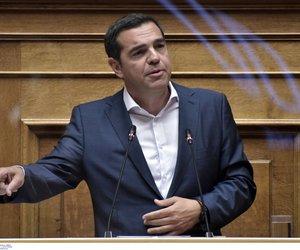 Τσίπρας: «Το μόνο που φυσά στη χώρα είναι άνεμος οργής και αποδοκιμασίας για τη κυβέρνησή σας»