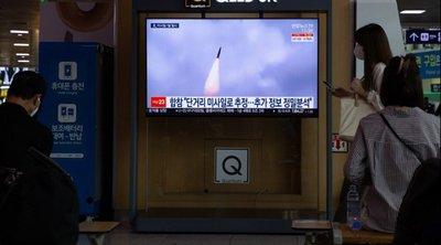 Συμβούλιο Ασφαλείας του ΟΗΕ: Δυτικά κράτη καταγγέλλουν τις «προκλήσεις» της Β. Κορέας με τη νέα δοκιμή πυραύλου