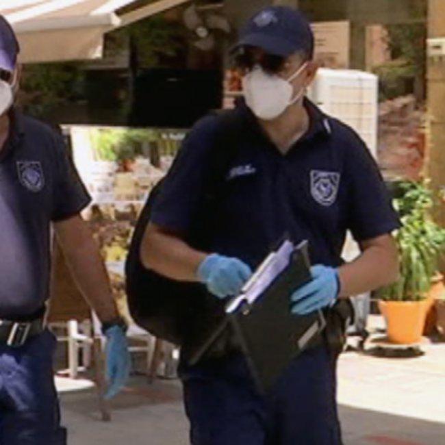 Κοζάνη: Ιδιοκτήτης εστιατορίου ζήτησε πιστοποιητικά εμβολιασμού από αστυνομικούς που πήγαν για έλεγχο