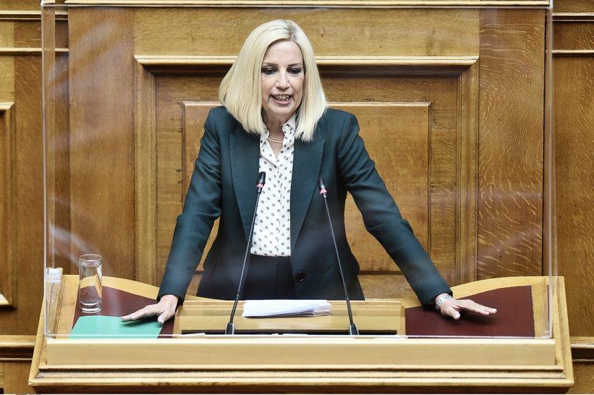 Απέσυρε για λόγους υγείας την υποψηφιότητά της η Φώφη Γεννηματά - Τι αναφέρει στη δήλωσή της - Όλες οι αντιδράσεις
