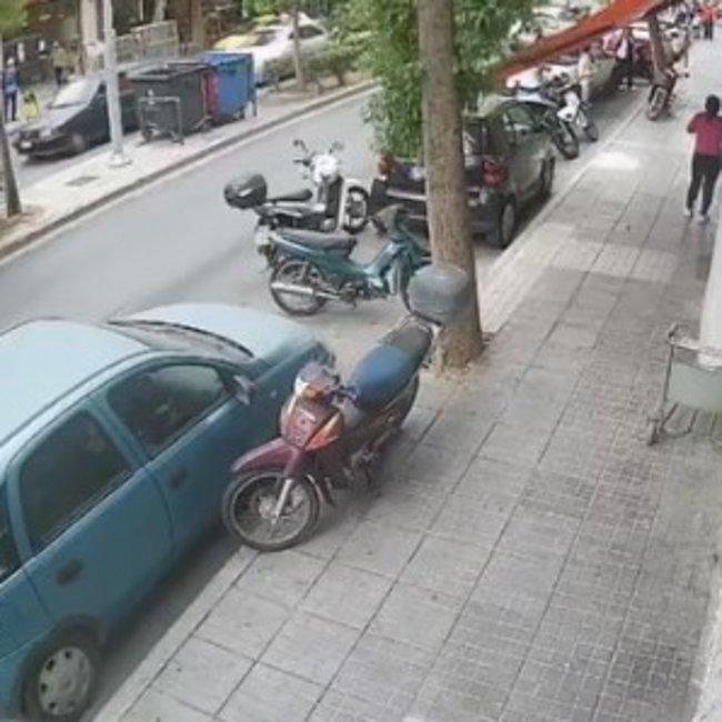 ΒΙΝΤΕΟ: Η στιγμή που 6,3 Ρίχτερ ταρακούνησαν την Κρήτη