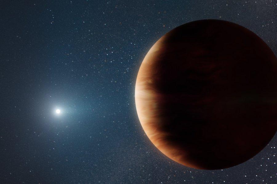 Μια εικόνα από το μέλλον του ηλιακού μας συστήματος; Ανακαλύφθηκε ο πρώτος γιγάντιος εξωπλανήτης που επιβίωσε από τον θάνατο του άστρου του