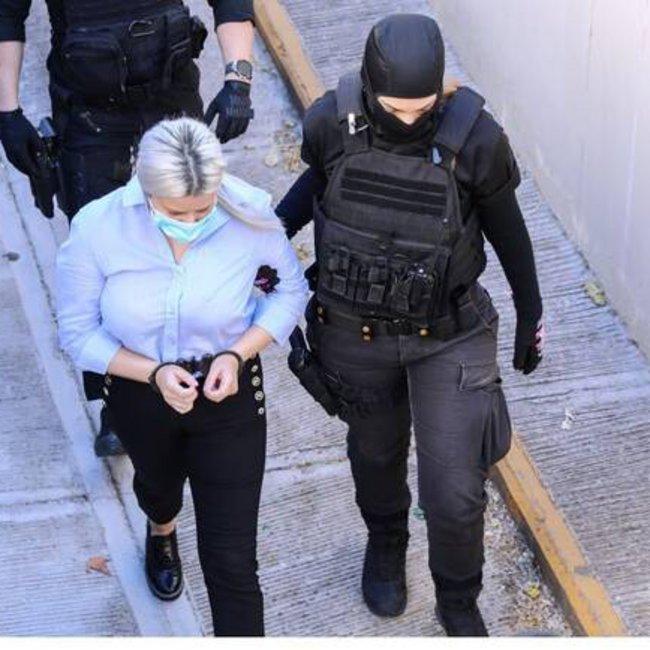 «Βιτριόλι» το παρατσούκλι της Έφης στη φυλακή: Αποκαλύψεις από πρώην συγκρατούμενή της- Βίντεο