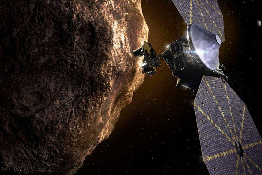 Ξεκίνησε η πολύχρονη «Οδύσσεια» του ρομποτικού σκάφους Lucy της NASA