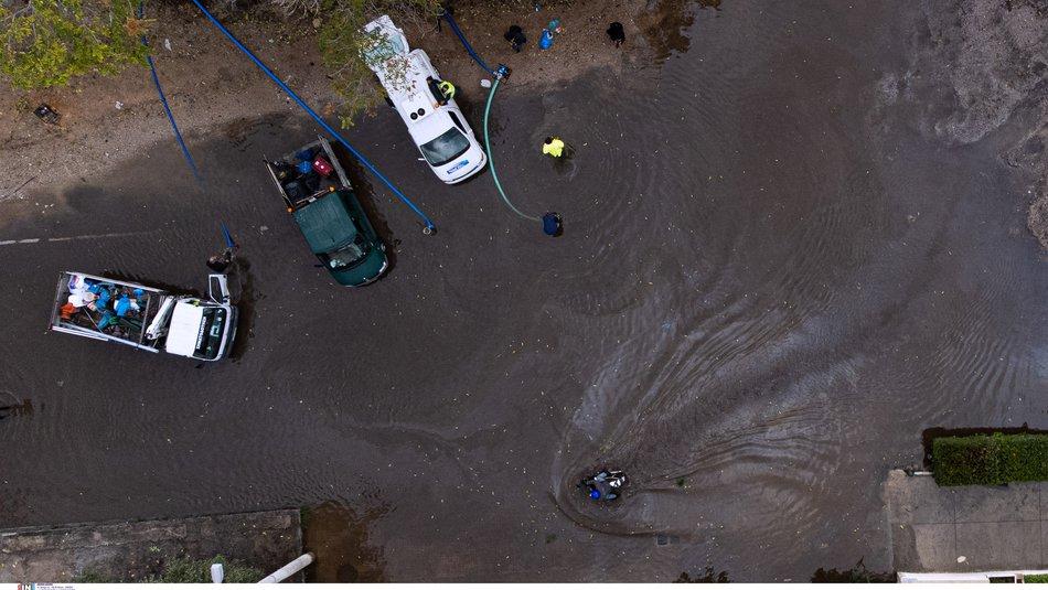 Λέκκας στη Realnews: «Τα έργα για την αντιμετώπιση πλημμυρικών φαινομένων χρειάζονται αναθεώρηση»