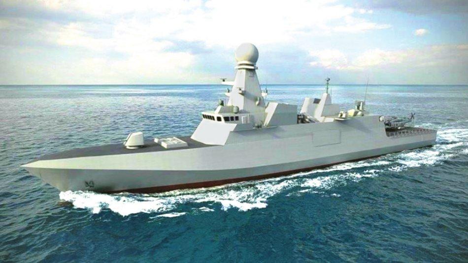 Ιταλική σφήνα για τις κορβέτες του Πολεμικού Ναυτικού