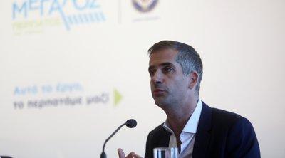 Μπακογιάννης: Το πρόγραμμα έργων που έχει δρομολογήσει ο δήμος είναι μεγαλύτερο και από εκείνο των Ολυμπιακών Αγώνων του 2004