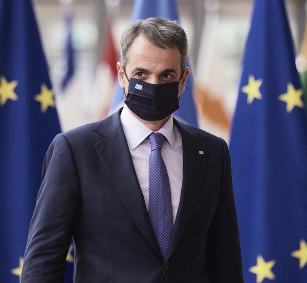 Στις Βρυξέλλες για τη Σύνοδο Κορυφής ο Mητσοτάκης - Στην ατζέντα μεταναστευτικό, ενεργειακή κρίση και τουρκική προκλητικότητα