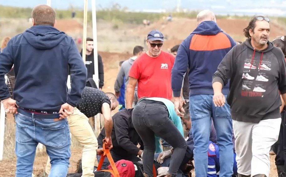 Ατύχημα Motocross στα Γιαννιτσά: Πώς εξελίσσεται η πορεία της υγείας των δύο τραυματιών