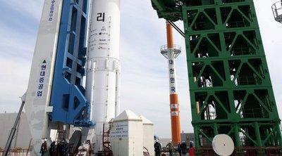 Νότια Κορέα: Η χώρα εκτόξευσε τον πρώτο της πύραυλό στο διάστημα αλλά η αποστολή απέτυχε
