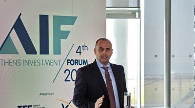 Καραγιάννης στο 4o Athens Investment Forum 2021: «Ο κατασκευαστικός κλάδος αποτελεί τη ναυαρχίδα του brain gain»