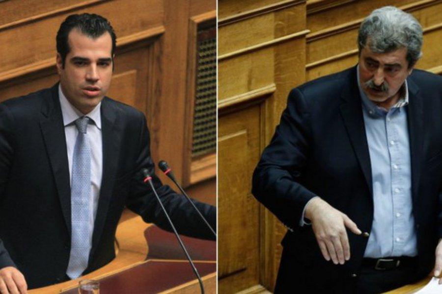 Πλεύρης για Πολάκη: Είναι ο εκλεκτός του ΣΥΡΙΖΑ που «χαϊδεύει» το αντιεμβολιαστικό κίνημα