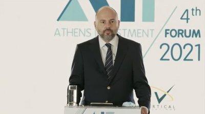 Πρόεδρος ΤΕΕ στο 4ο Athens Investment Forum: Να σχεδιαστεί από τώρα Εθνική Στρατηγική για το μέλλον των Υποδομών