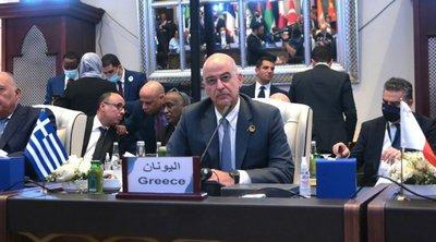 Δένδιας από Τρίπολη: Η Ελλάδα επιστρέφει στη διαδικασία ομαλοποίησης στη Λιβύη