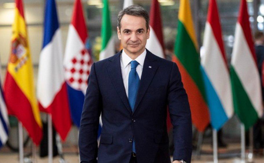 Βέλγιο-ΕΕ: Στη σύνοδο του ΕΛΚ στις Βρυξέλλες μετέχει ο πρωθυπουργός Κυριάκος Μητσοτάκης