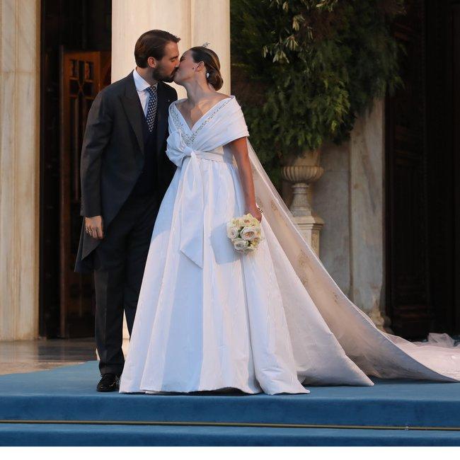 Γάμος Φιλίππου Γλύξμπουργκ – Nina Flohr: H άφιξη της νύφης και οι «βασιλικοί» προσκεκλημένοι