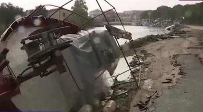 Κέρκυρα: Προβλήματα στο οδικό δίκτυο προκάλεσε η νέα κακοκαιρία - Βίντεο