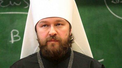 Ρωσία: Υπέρ του υποχρεωτικού εμβολιασμού των κληρικών τάσσεται ο μητροπολίτης Βολοκολάμσκ Ιλαρίων