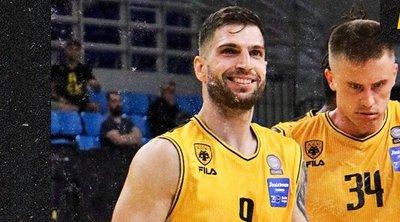 Basket League: Ο Πετρόπουλος «υπέγραψε» τη 2η νίκη της ΑΕΚ - Βίντεο