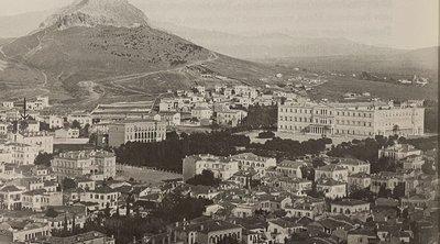 Η Αθήνα στην πορεία του χρόνου: Πλατάνια στην Πανεπιστημίου και βόλτα Σύνταγμα-Ομόνοια 120 χρόνια πριν