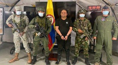 Συνελήφθη ο πλέον καταζητούμενος διακινητής ναρκωτικών της Κολομβίας