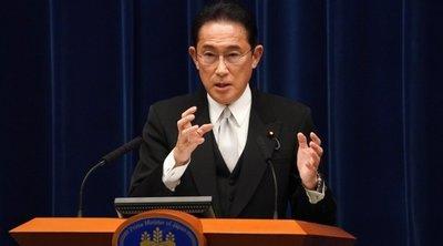 Ιαπωνία: Ο πρωθυπουργός Κισίντα σχεδιάζει να συμμετάσχει στη διάσκεψη για το Κλίμα στη Βρετανία