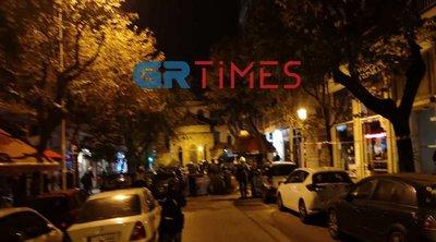 Επεισόδια, μολότοφ και προσαγωγές στο κέντρο της Θεσσαλονίκης - Βίντεο