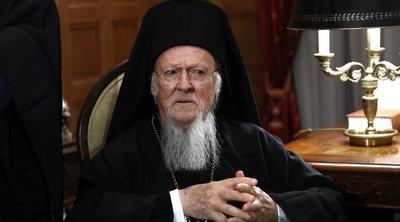 Εκτάκτως στο νοσοκομείο ο Οικουμενικός Πατριάρχης Βαρθολομαίος