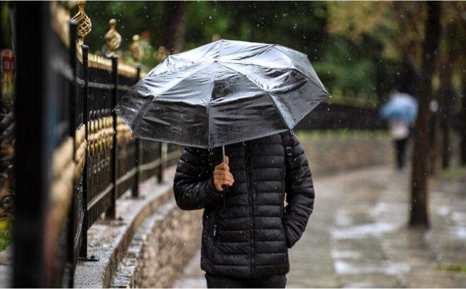 Καιρός: Νέα κακοκαιρία από σήμερα – Πού θα βρέχει όλη την εβδομάδα