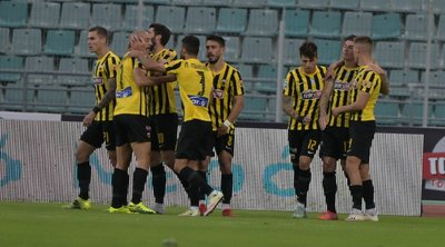 Βόλος - AEK 3-1: Στην κορυφή και... περιμένει - Βίντεο