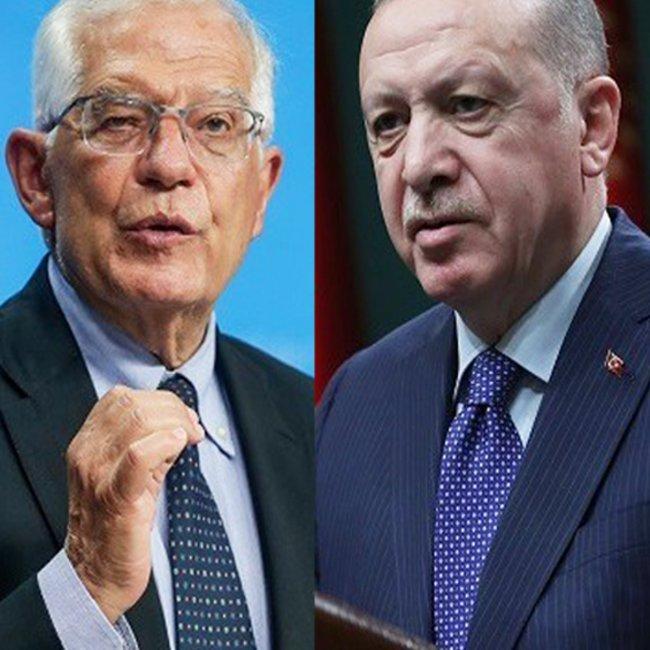 Επιτέλους ξύπνησαν! Η Ε.Ε. απαντά με μέτρα στις προκλήσεις του Ερντογάν στην αν. Μεσόγειο