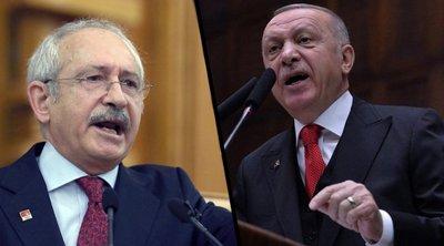 Δριμεία κριτική από τον Κεμάλ Κιλιντσάρογλου στον Ερντογάν: «Έχει ψυχικά προβλήματα, λέει ό,τι του κατέβει»
