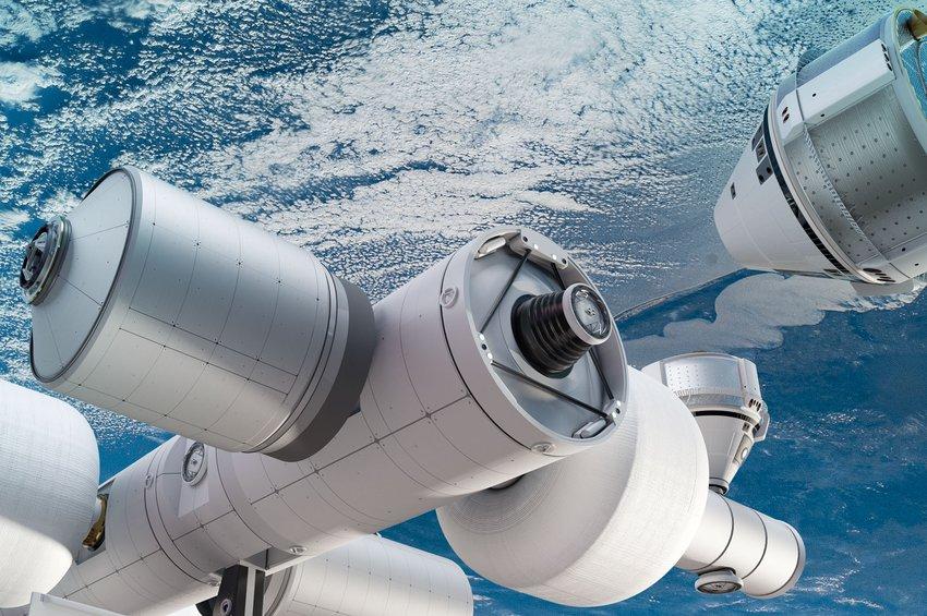 Η Blue Origin του Τζεφ Μπέζος σχεδιάζει τον πρώτο ιδιωτικό διαστημικό σταθμό