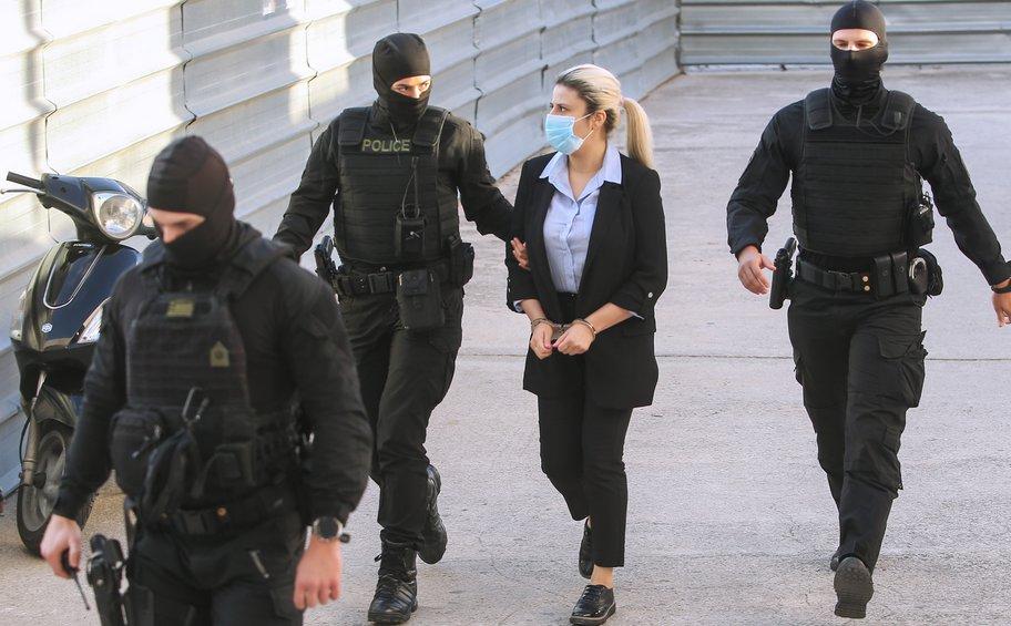 Επίθεση με βιτριόλι: Το δικαστήριο ανακοινώνει εντός της ημέρας την απόφαση για την κατηγορούμενη