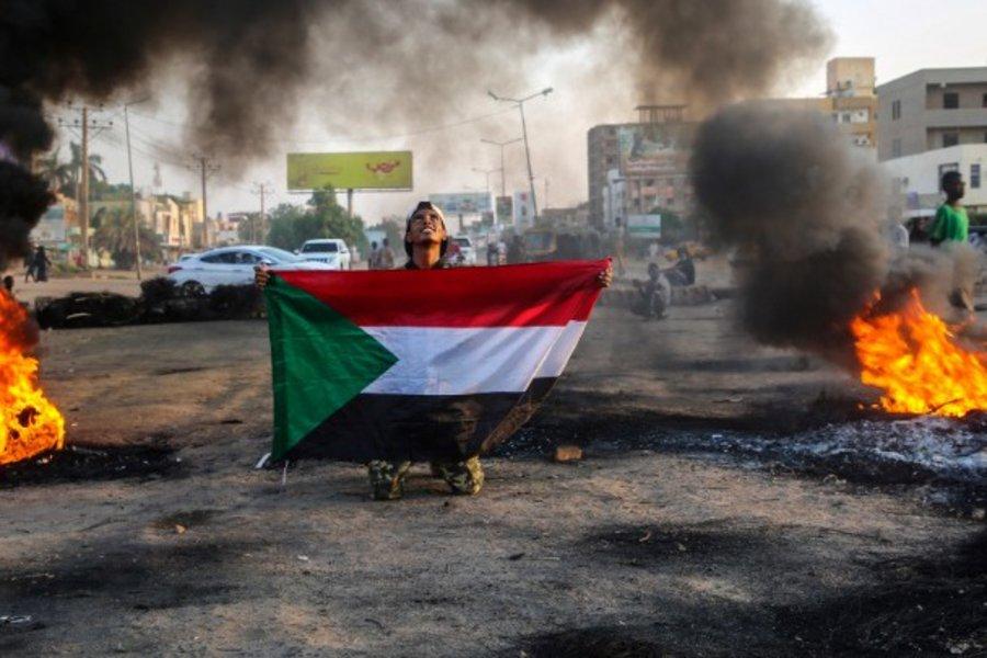 Η Αφρικανική Ένωση ανέστειλε τη συμμετοχή του Σουδάν